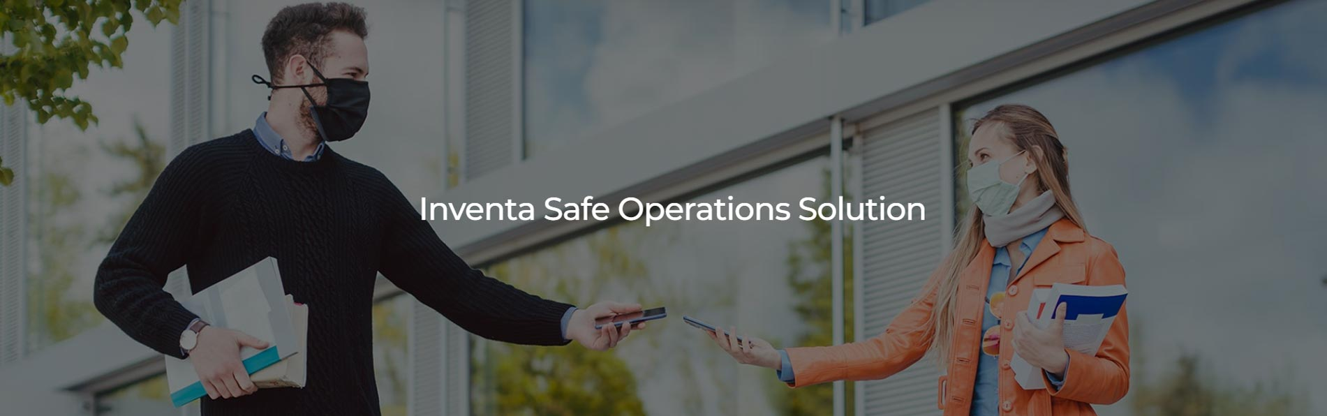 Inventa Safe Operations Solution
